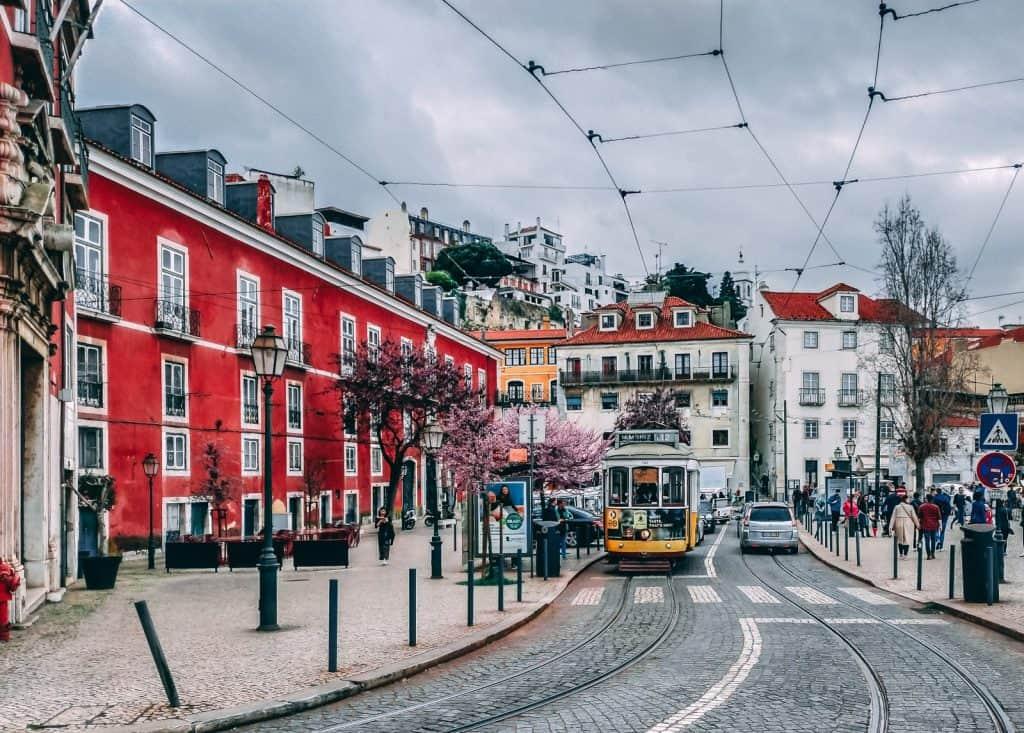 Lisboa e os seus encantos
